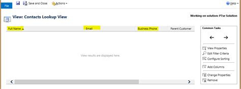 Phone Number Lookup For Business Crm 2013 Beta Inline Lookup Inline Subgrid And Composite