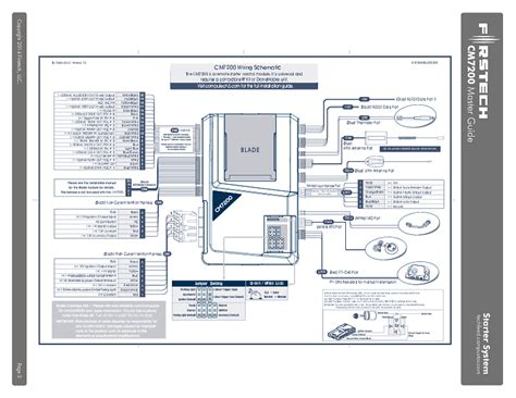 compustar wiring diagram efcaviation