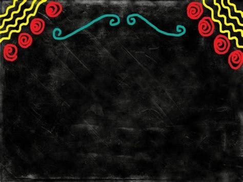 15 Free Chalkboard Powerpoint Backgrounds Utemplates Chalkboard Powerpoint Templates Free