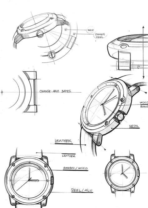 Customizable Watch Design on Behance plusieurs points de