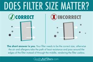Filters By Size air filter size chart sentry air system s hepa filters