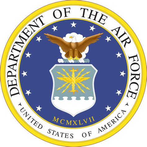 seal ai file us department of the air seal png
