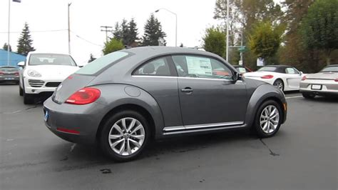 grey volkswagen bug vw beetle forum vw bug quot 2017 beetle pale grey