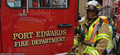 website for the of port edwards sponsored by the