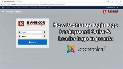 how to change template on change template background color joomla 2 5 coloring