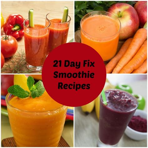 fruit 21 day fix how to make smoothies for the 21 day fix all nutribullet