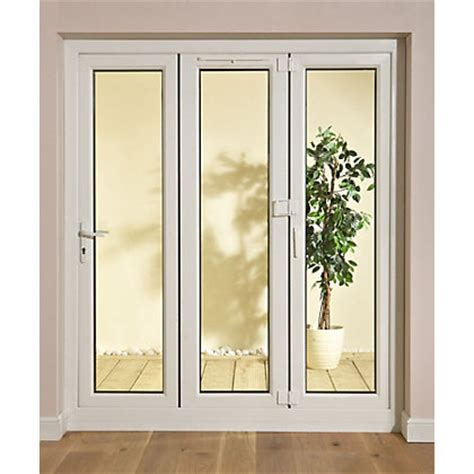 4ft Offset French Door Right Hand Hung 1190mm Wide At Homebase Front Doors