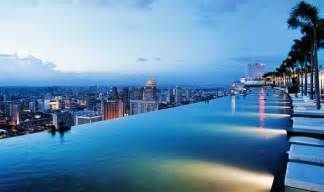 Infinity Pool In Singapore The Most Healthiest City In The World Microtravelling