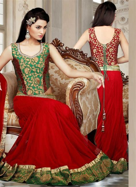 Download Designer Lehenga Choli Designs for Teenagers 2015