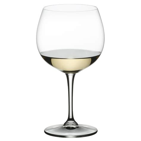 White Wine Glasses Riedel Restaurant Chardonnay White Wine Glass 600ml