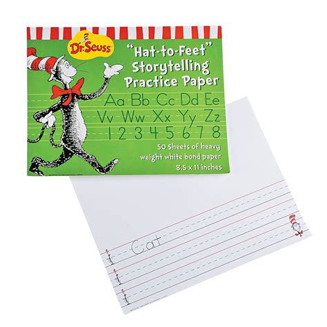Dr Seuss Essay by Dr Seuss The Cat In The Hat Hat To Storytelling Practice Paper Trading