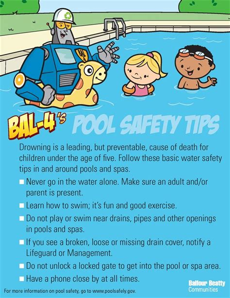backyard pool safety memorial day message