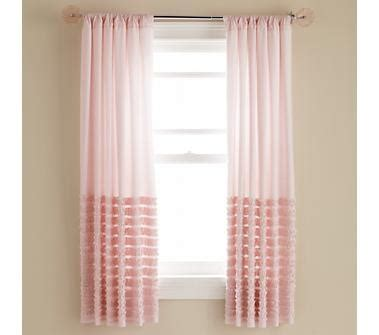 72 Best Images About Girls Bedroom Curtains On Pinterest Light Pink Curtains For Nursery
