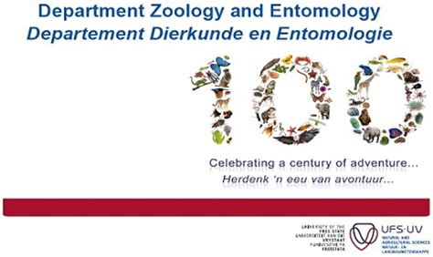 Mba In Entomology by Of The Free State Zoology Collegelist Co Za