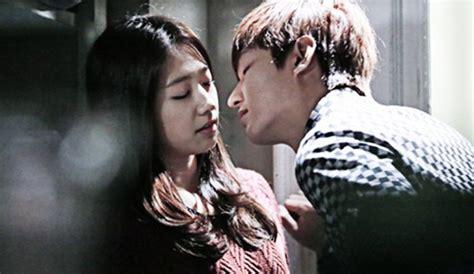 film lee min ho park shin hye heirs lee min ho park shin hye practice their kisses