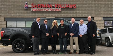 sherwin williams paint store fort collins co sherwin williams automotive finishes celebrates 150th