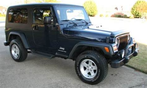2006 Jeep Wrangler Unlimited For Sale in Southside Gadsden