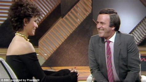 raquel welch interview terry wogan s memoirs recall his days hosting chat show