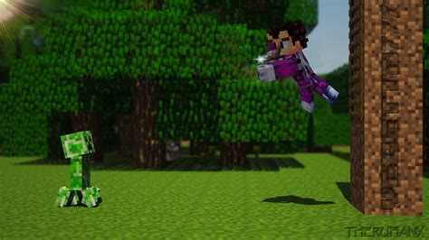 videos de maicraft de vegeta 777 minecraft vegetta777 vs creeper by therufianxx on deviantart