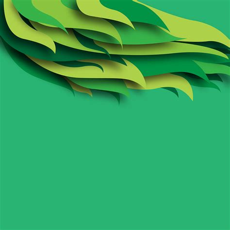 free green free illustration green background feather abstract