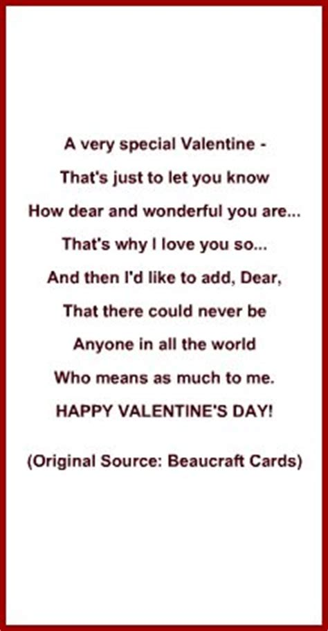 valentines poems for fiance idea for s day card verse or poem for boyfriend
