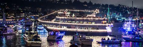 seattle christmas boat parade 2017 christmas ship parade of boats seattle argosy cruises