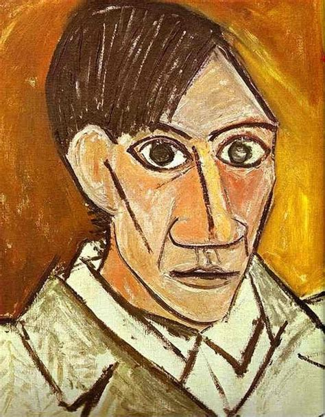 picasso paintings through the years picaso self portrait pablo picasso