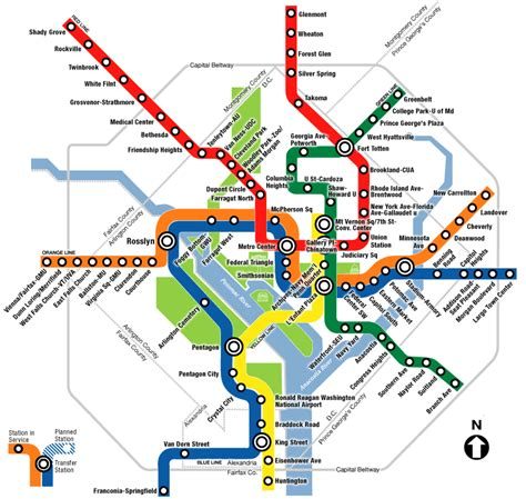 dc subway map the haul the unofficial dc metro travel etiquette guide