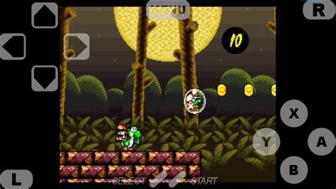 supergnes full version apk download android games pum supergnes android emulados snes full apk