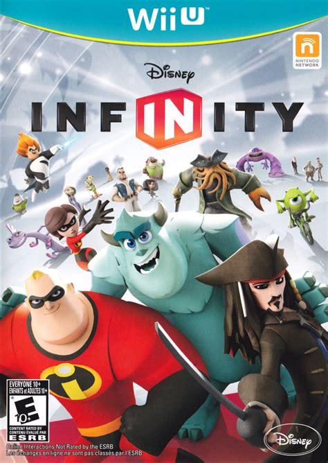 disney infinity canada disney infinity 2013 wii u box cover mobygames