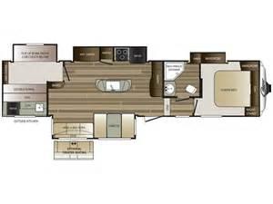 cougar floor plans 2016 keystone cougar 336bhs model