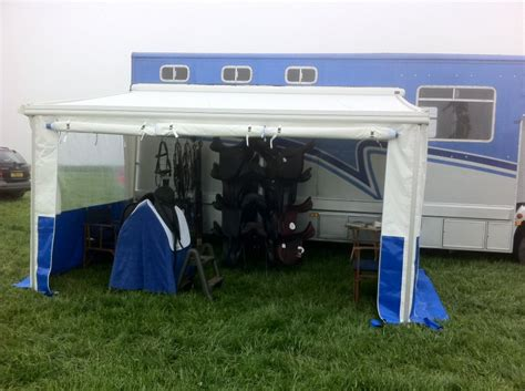 awning man man 180 luxury horsebox for sale central england