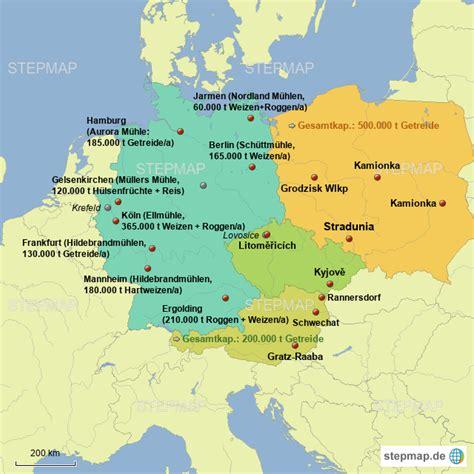 karte deutschland tschechien goodmills standorte in polen deutschland tschechien und