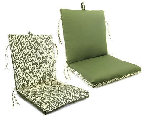 Essential Garden Thubron Clean Look Chair Cushion Kmart Patio Chair Cushions