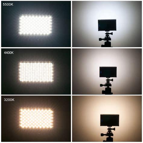 5500k Light aliexpress buy pergear a216c sensor light adjustable3200k 5500k 216 led studio