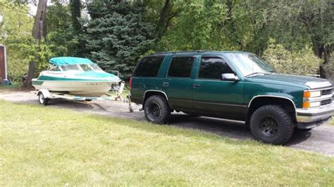 boat seats rockhton buy used 1997 chevrolet tahoe and 1996 northstar rogue jet