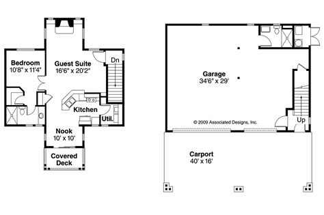 floor plans for garages bungalow house plans garage w apartment 20 052 associated designs