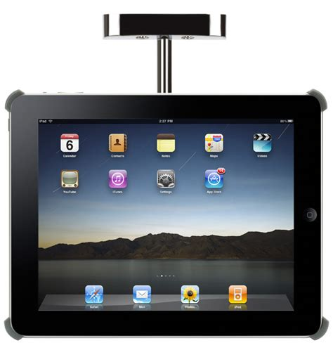 under cabinet tablet holder griffin mount neatly tucks your ipad under a cabinet
