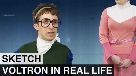real life fun only october 2011 voltron in real life awkward spaceship youtube