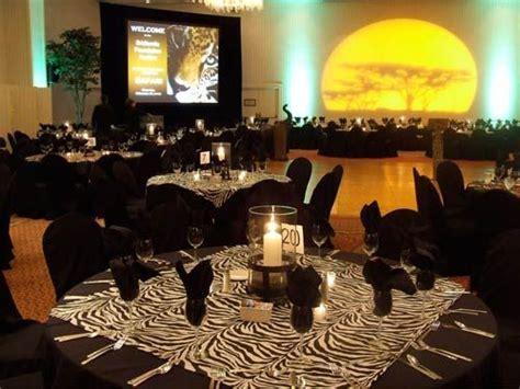 Safari Table Decorations for Party   Safari   Theme Decor