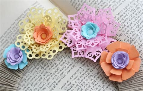 How To Make Flowers Out Of Paper Easy - 38 how to make paper flower tutorials so pretty tip