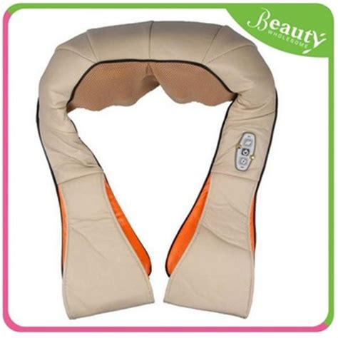 Wrap Power Massager electric neck wrap h0tym shoulder massager shawl