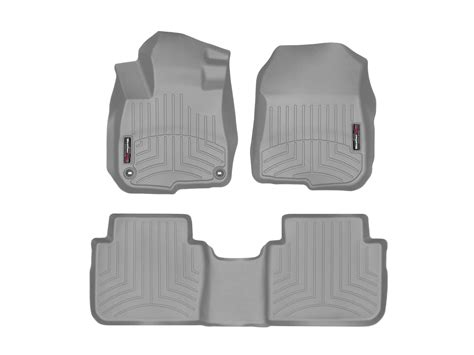 weathertech floor mats floorliner for honda cr v 2017