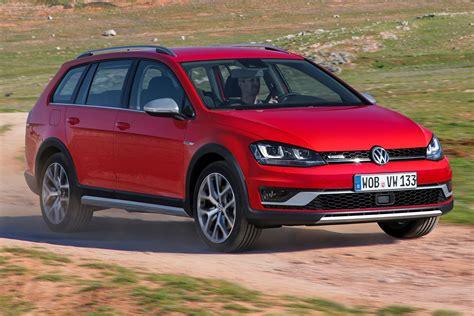volkswagen golf alltrack review 2015 drive
