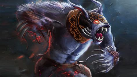 dota  heroes ursa desktop hd wallpapers  mobile phones