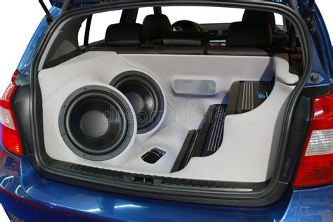 car audio system stock photo image of hardware rhythm