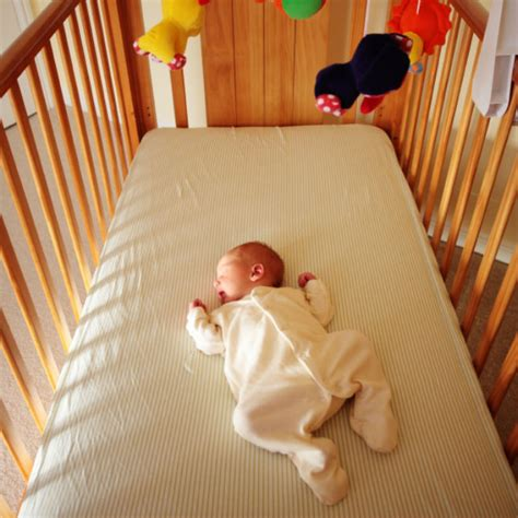 What You Need To Know About The New Safe Sleep Guidelines How Does A Baby Sleep In A Crib