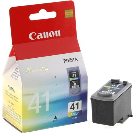 Tinta Canon Cl 751 Colour Original canon cl 41 cartucho color