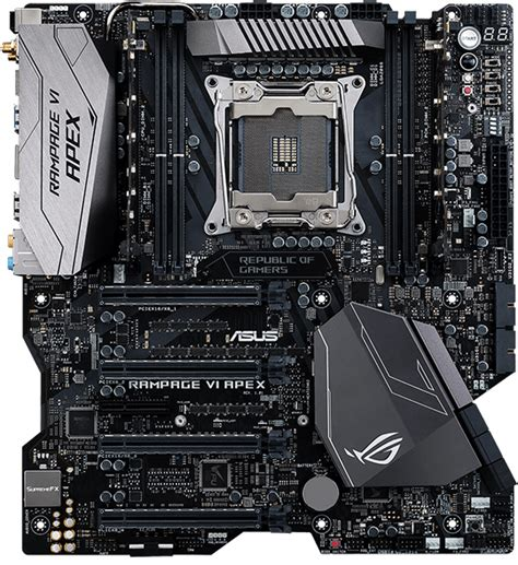 Asus Rog Rage Vi Lga 2066 X299 Ddr4 what is silicon lottery page 2 graphics cards linus tech tips