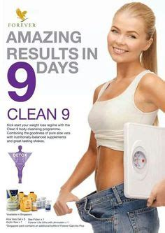 Clean 9 Detox Results by 1000 Ideas About Forever Living Products On